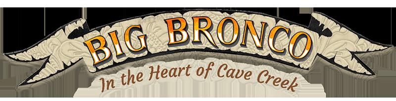 Big Bronco Cave Creek Logo